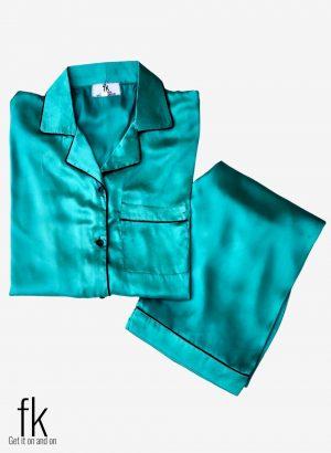 Ferozi Silk Beautiful Nightwear for your comfort