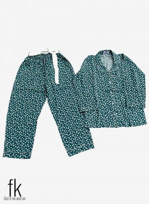 Heart Printed attractive design in knot style for stylish women