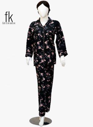Pink Ivy Stylish Elegant Sleepwear
