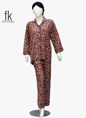 Ring Design Classy Sleepwear